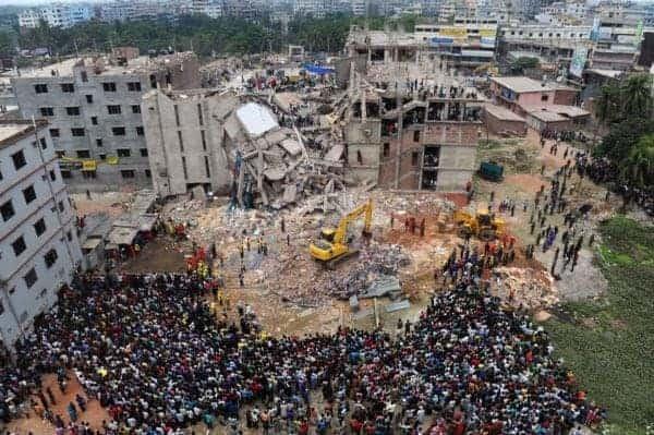 Rana Plaza Incident