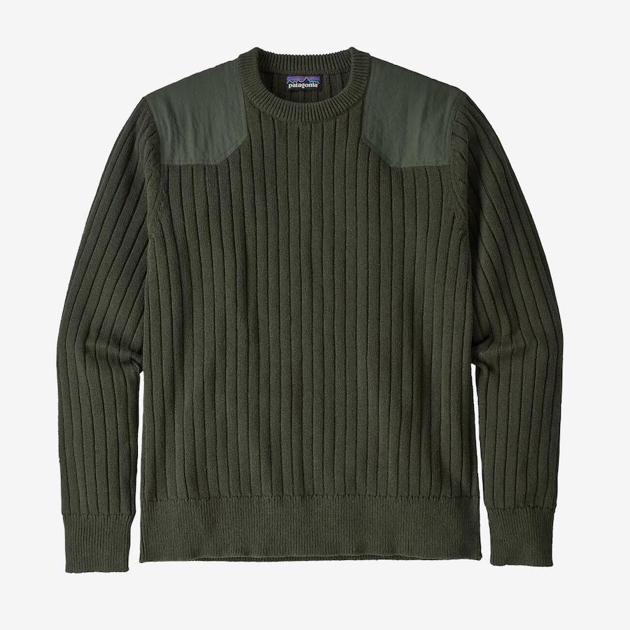 Patagonia Fog Cutter Sweater Green