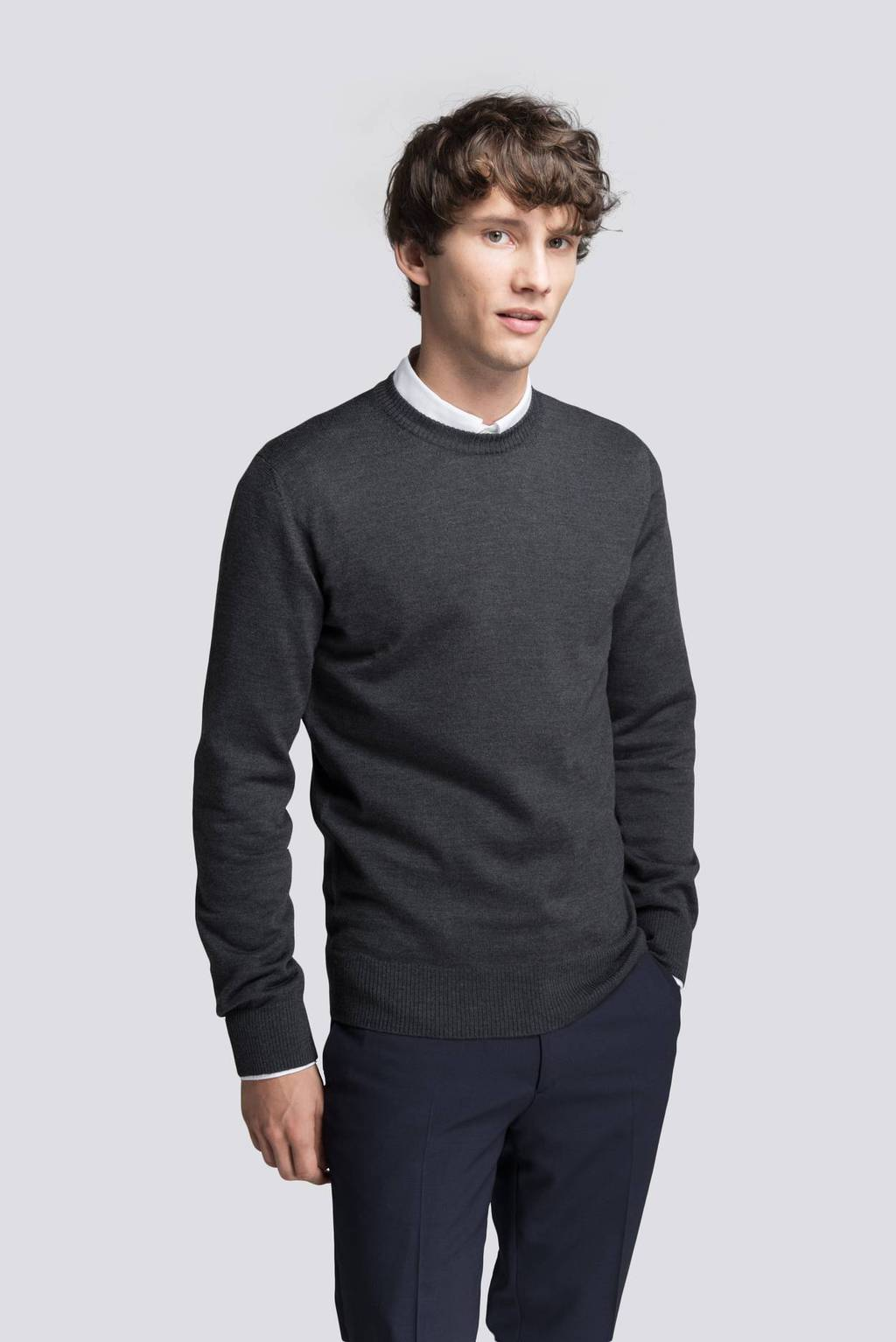 The Merino Sweater by ASKET