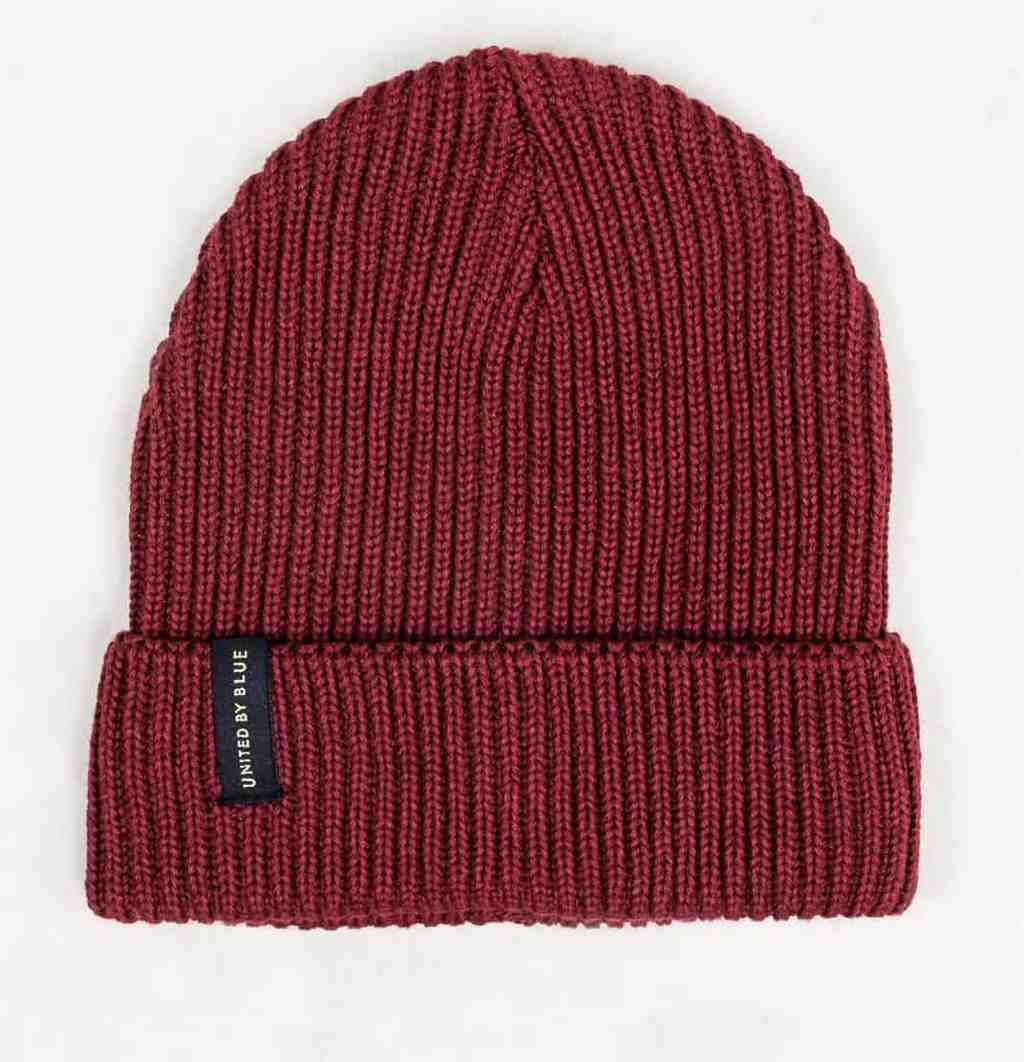 United By Blue Recycled Beanie