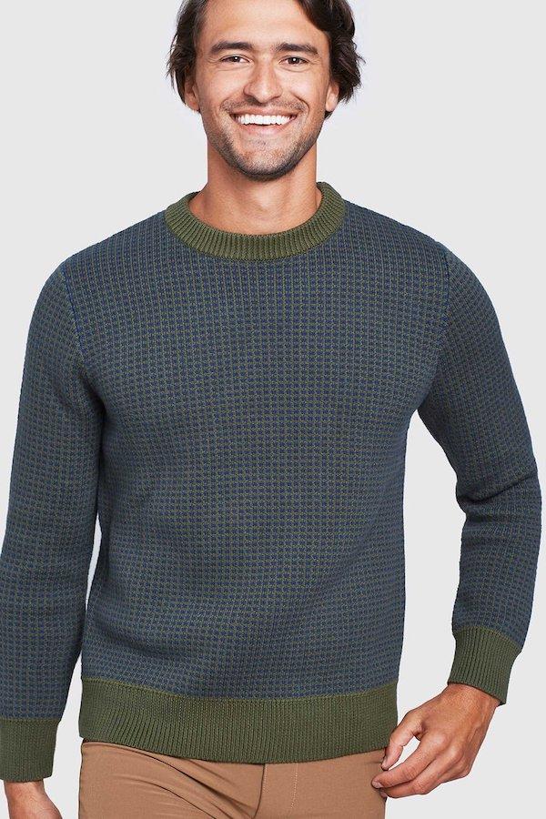 United by Blue Brushwood Sweater