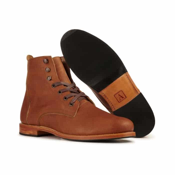 Adelante Havana Boots Caramel