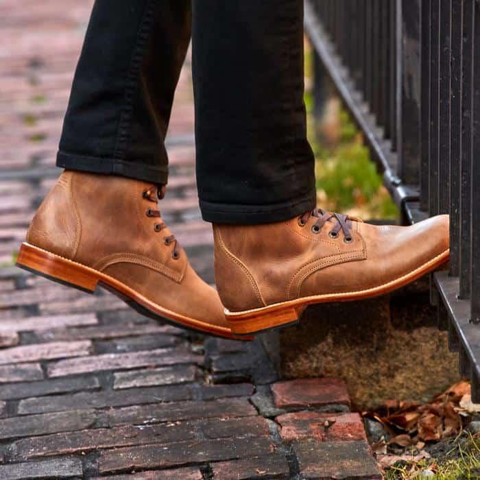 Adelante Havana Boots Desert