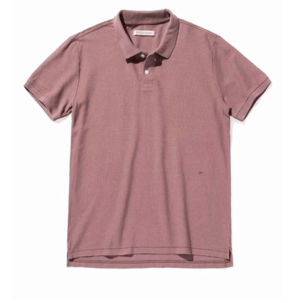 A sustainable golf shirt