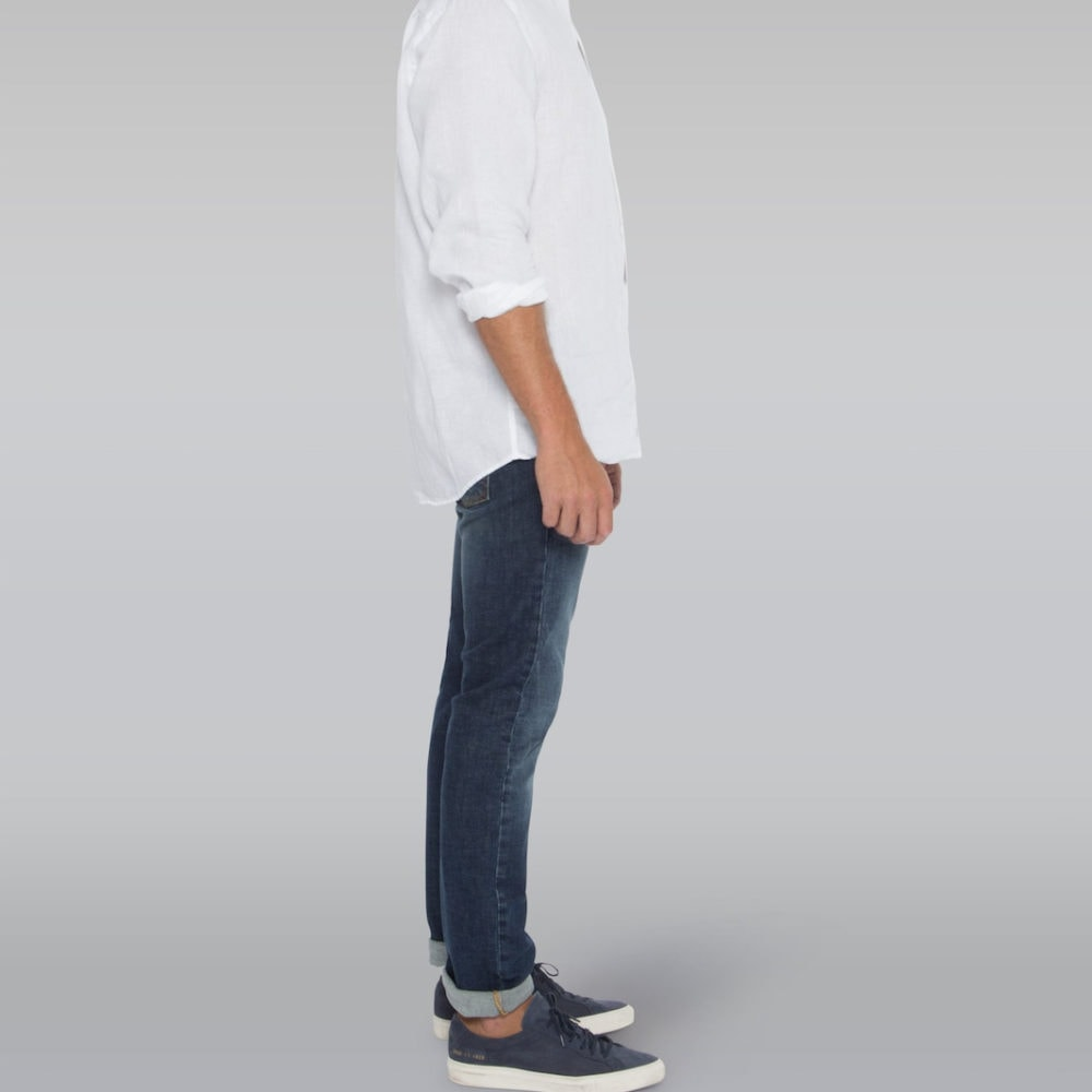Relaxed Slim Jeans by Outland Denim