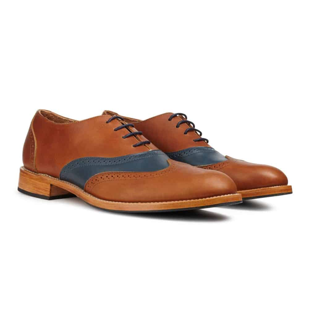 The Clasico Oxford Men's Shoes by Adelante Shoe Company