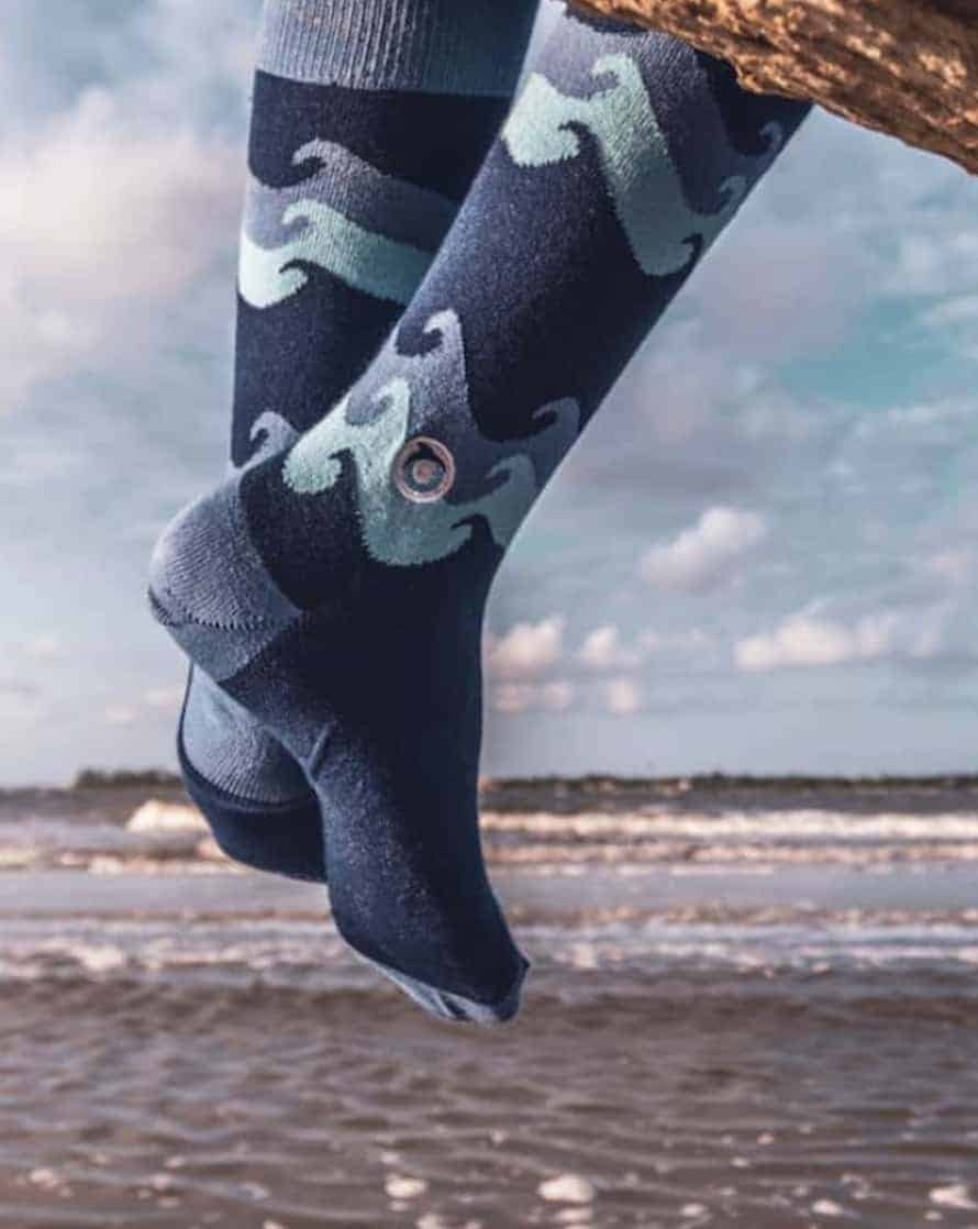 Conscious Step Socks that Save Oceans