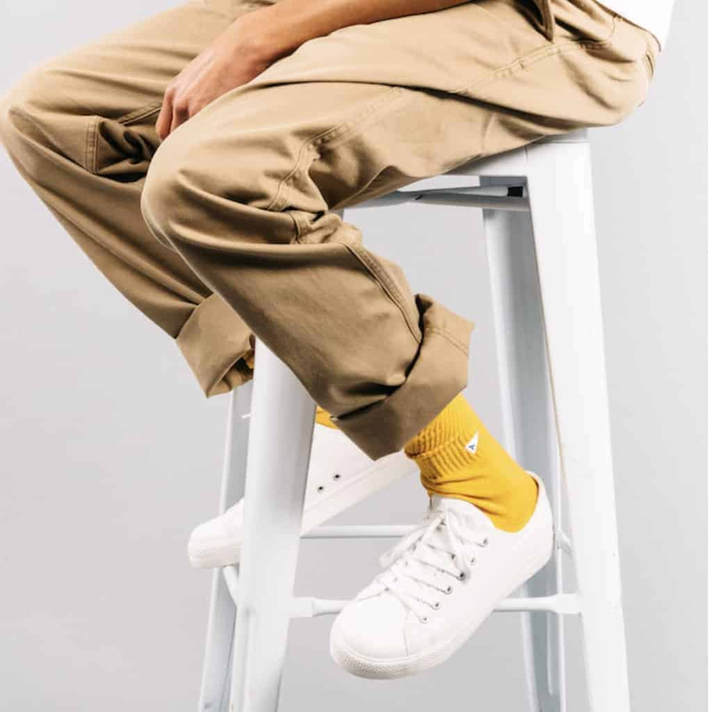 Arvin Goods Gym Sock