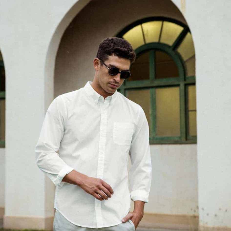 Essential Shirt by Outerknown