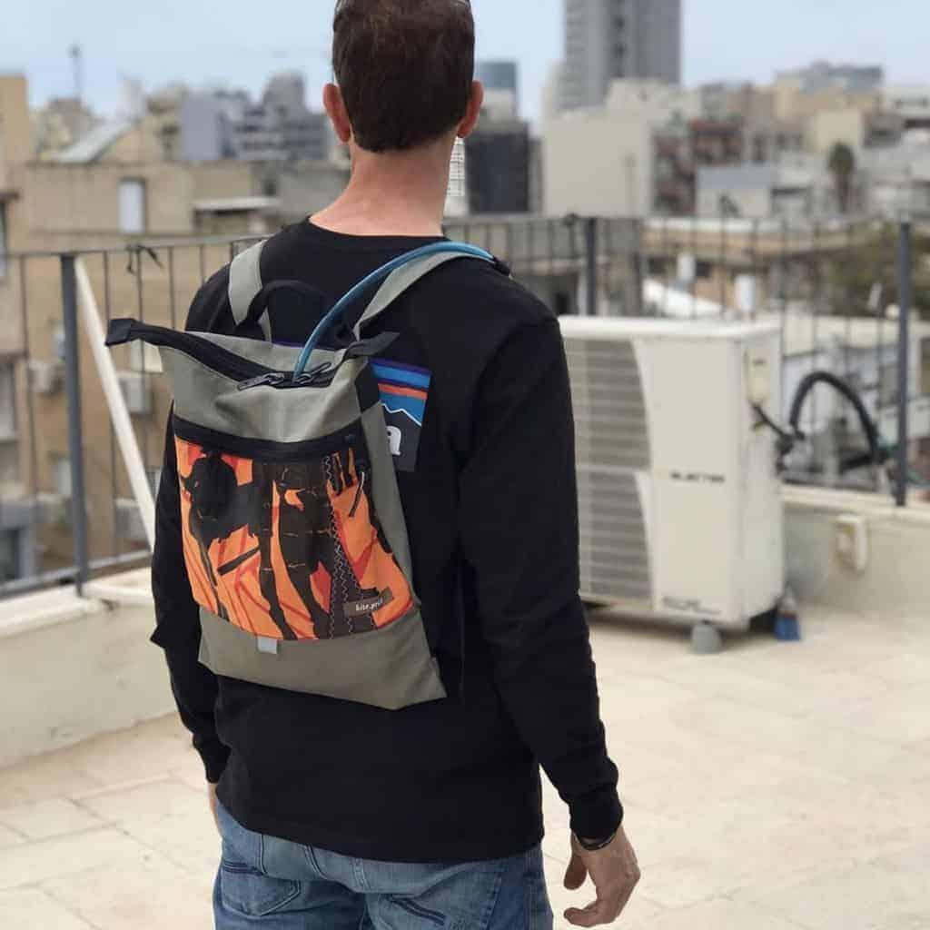 Kite Pride Men's Backpack