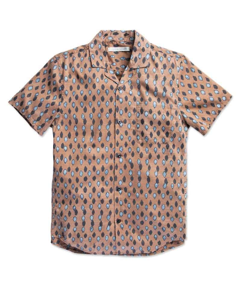 Outerknown BBQ Shirt Pattern