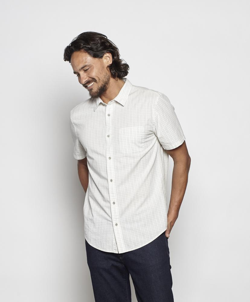 Outerknown Organic Cotton and Hemp Shirt