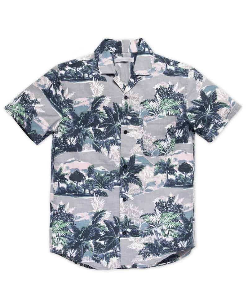 Outerknown Tropical BBQ Shirt