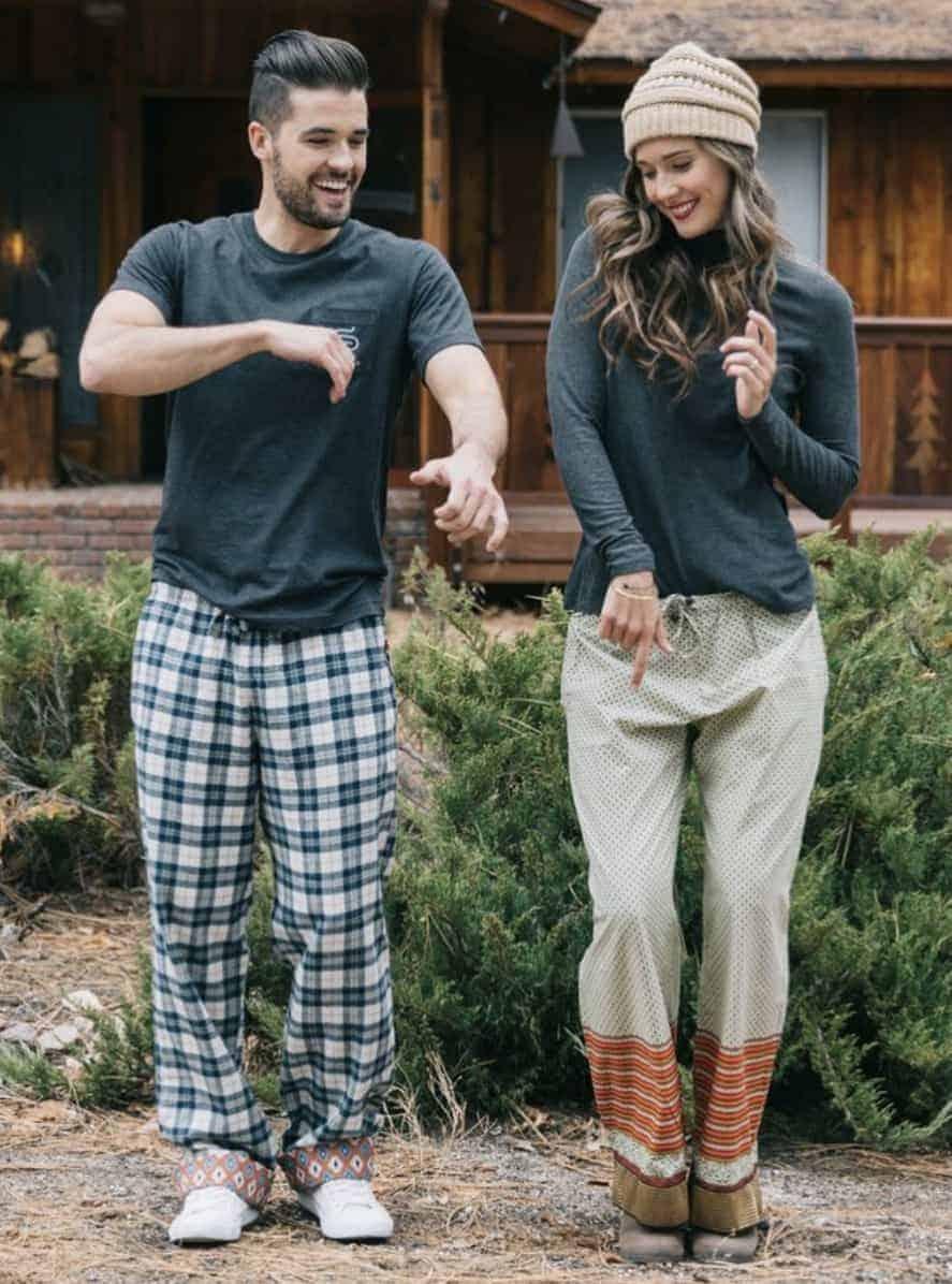 Sudara Pajama Pants for Him and Her
