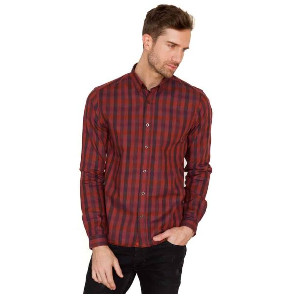 Vustra Jewel Organic Cotton Shirt