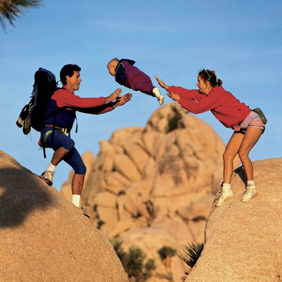 Iconic Patagonia Photo from the Spring 1995 Catalog