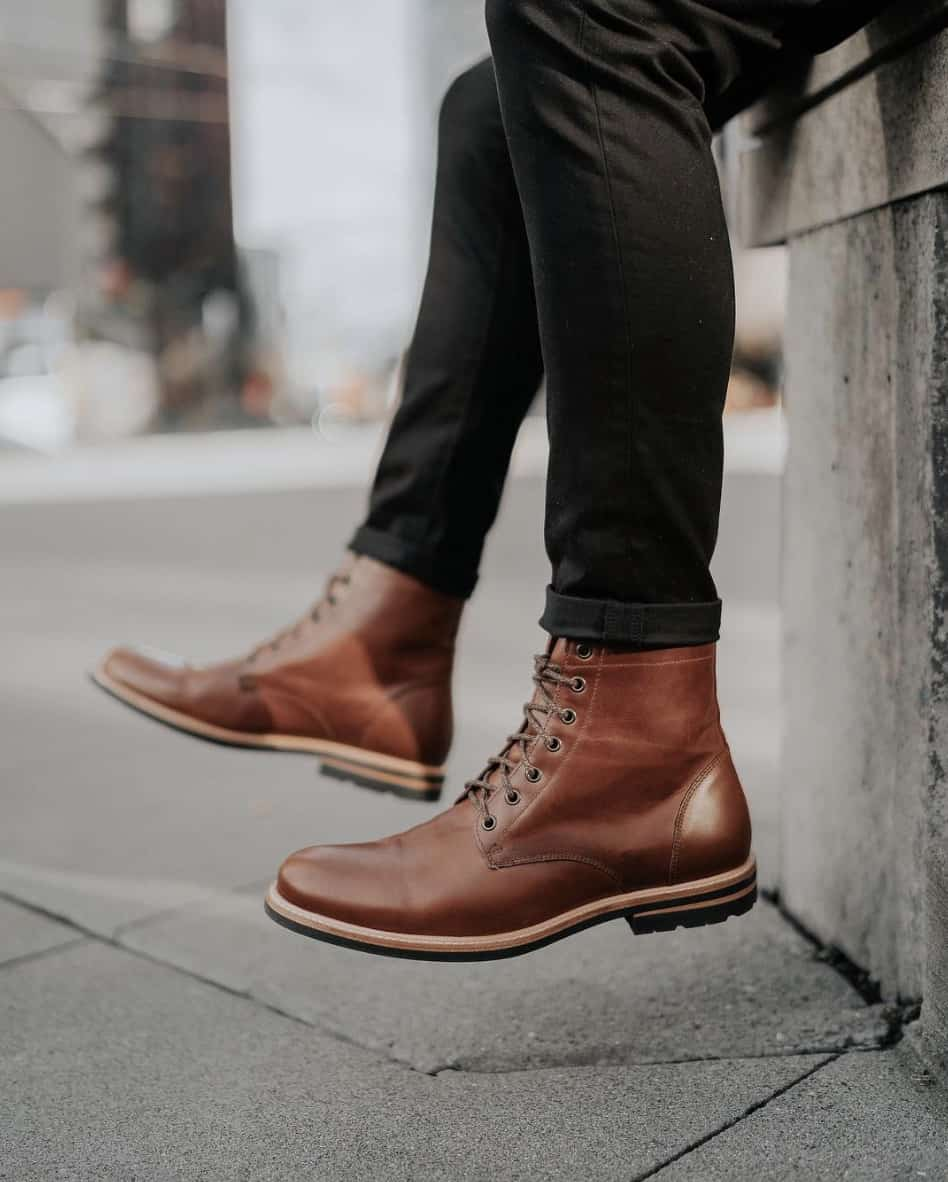 Nisolo Eco-Friendly All Weather Boots