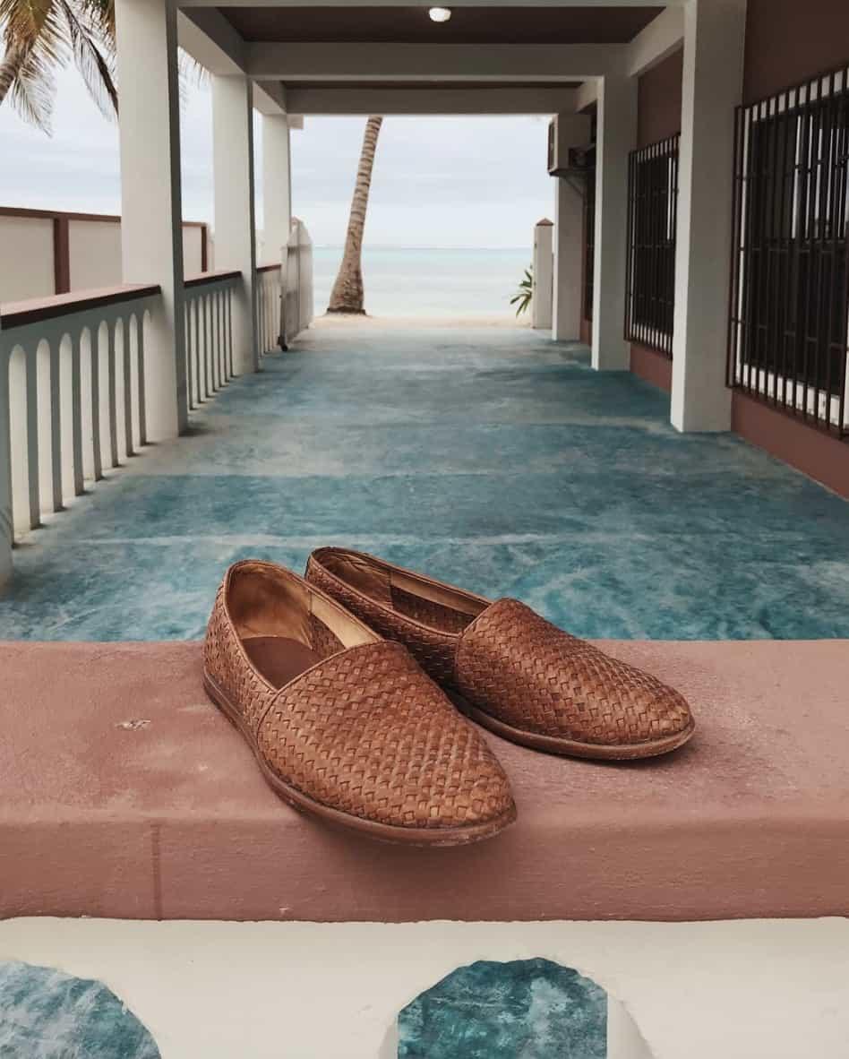 Nisolo Men's Summer Slip-On Shoes