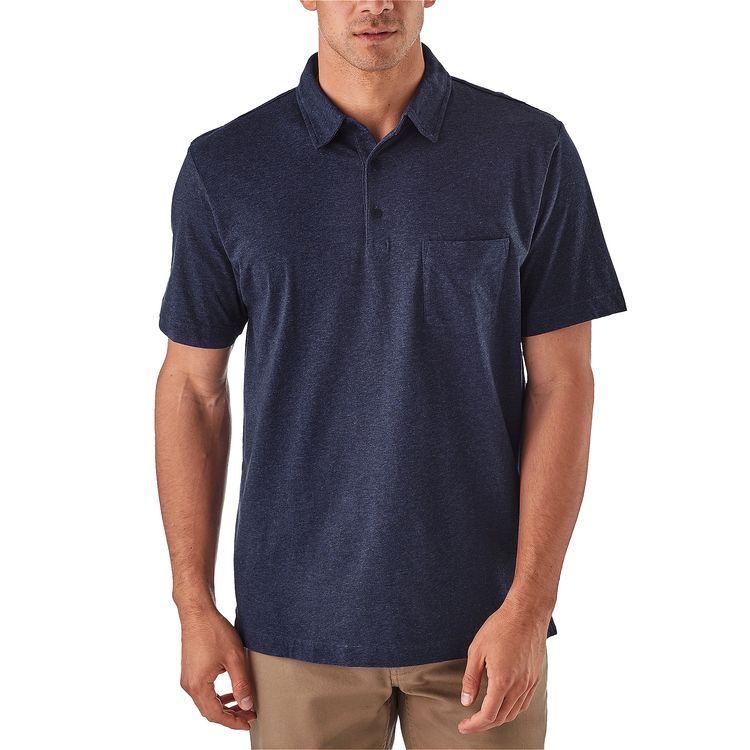 Patagonia Organic Cotton Polo Shirt