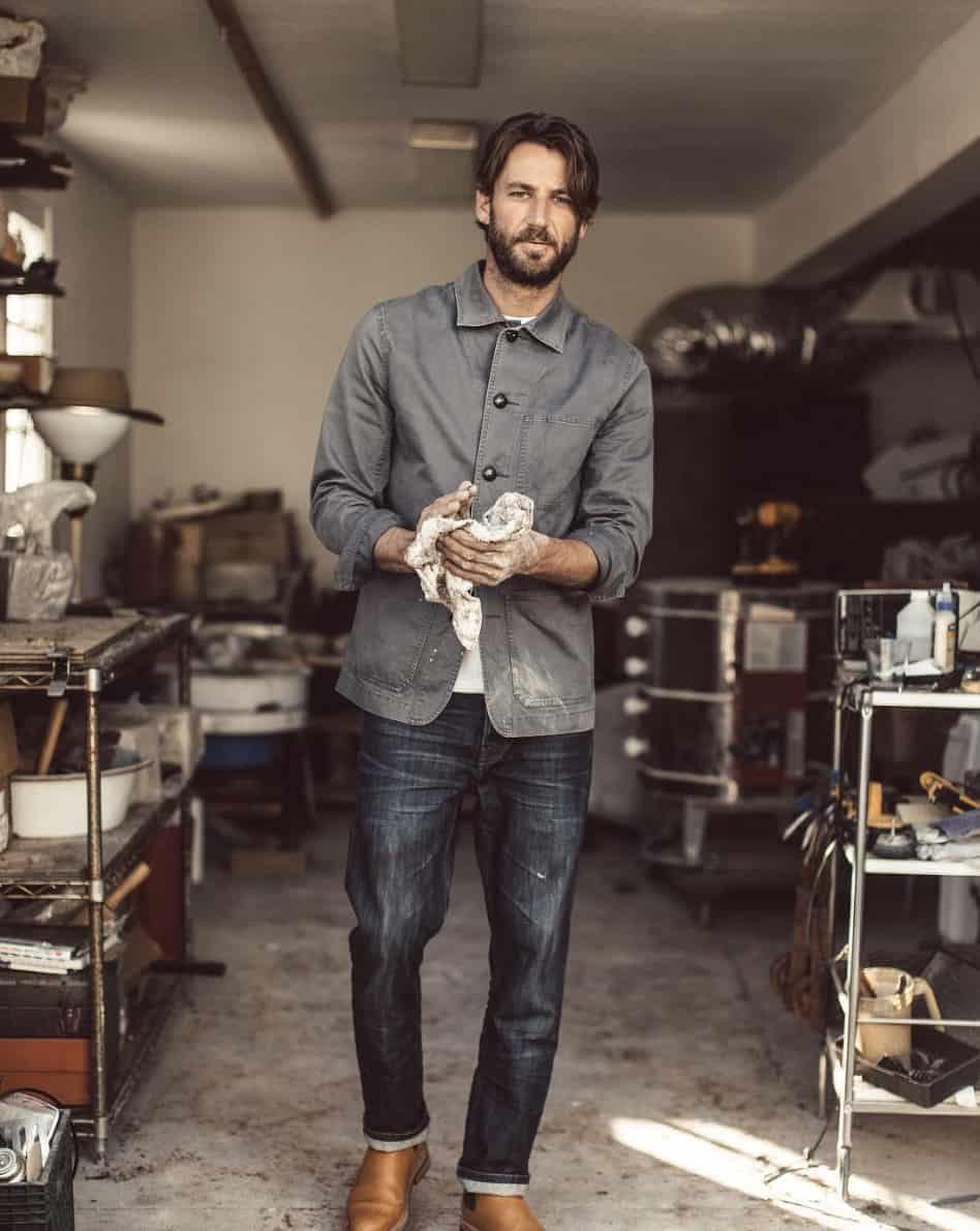 Taylor Stitch Rugged Menswear at Eco-Stylist