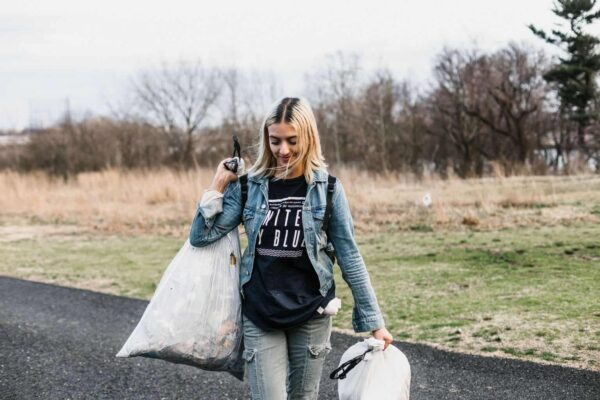 United By Blue Trash Cleanup