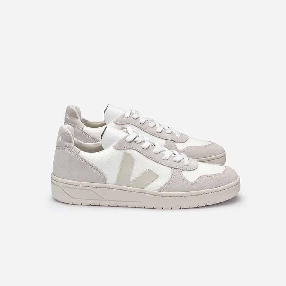 Veja V10 B-Mesh Natural White Sneakers