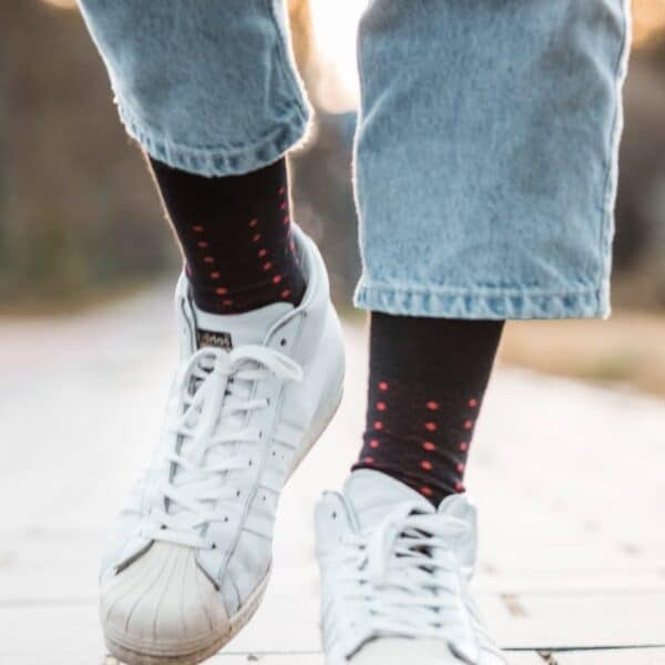 Conscious Step Socks that Fight HIV
