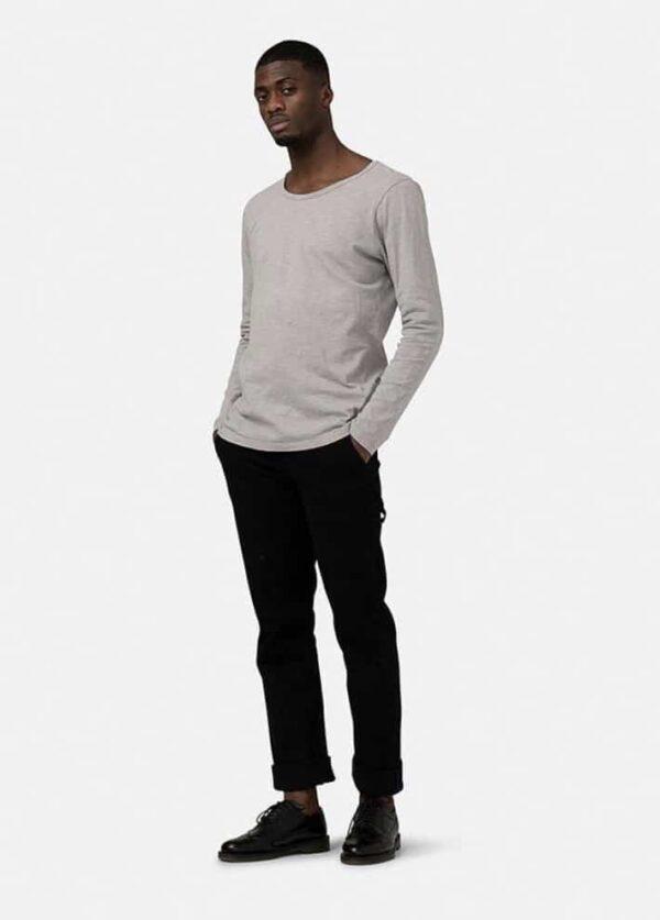 MUD Circular Black Denim Jeans