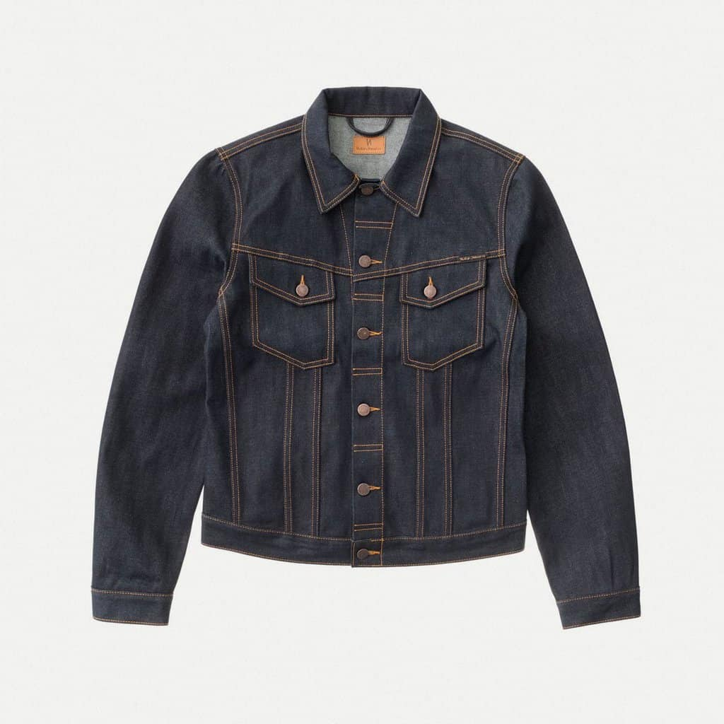 Nudie Jeans Jacket Dry Denim