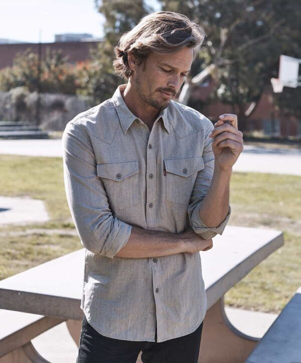 Outerknown Western Shirt