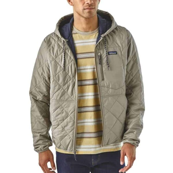Patagonia Diamond Quilted Bomber