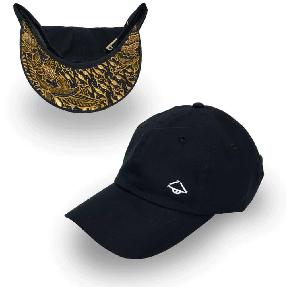 Topiku Trash to Hat Black