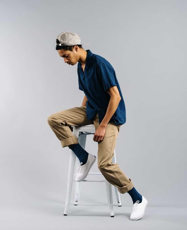 Arvin Goods Upcycled Socks