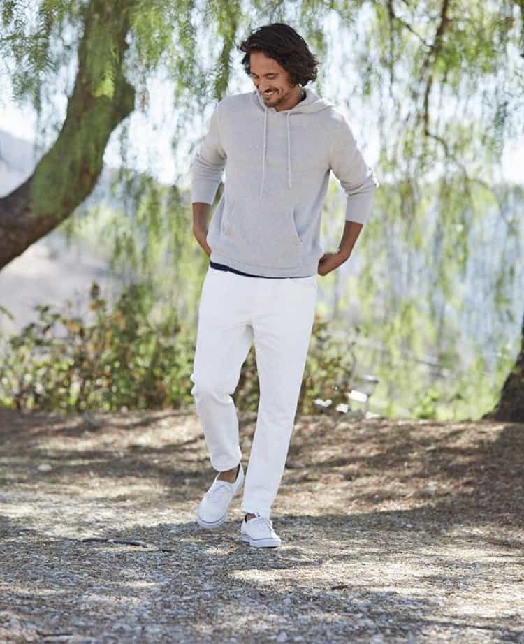 Outerknown SEA Jeans in White