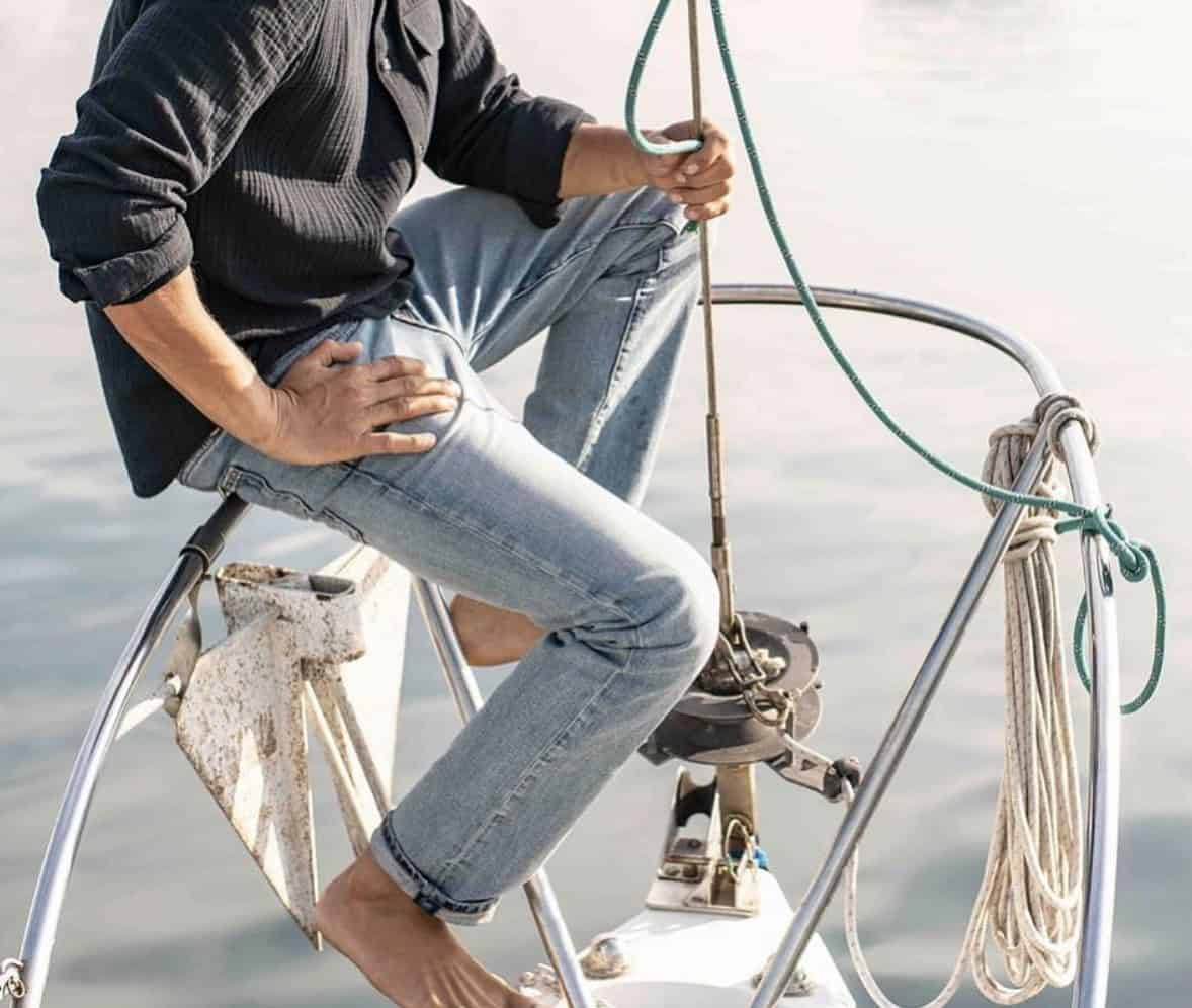 Outerknown Sustainable SEA Men's Jeans