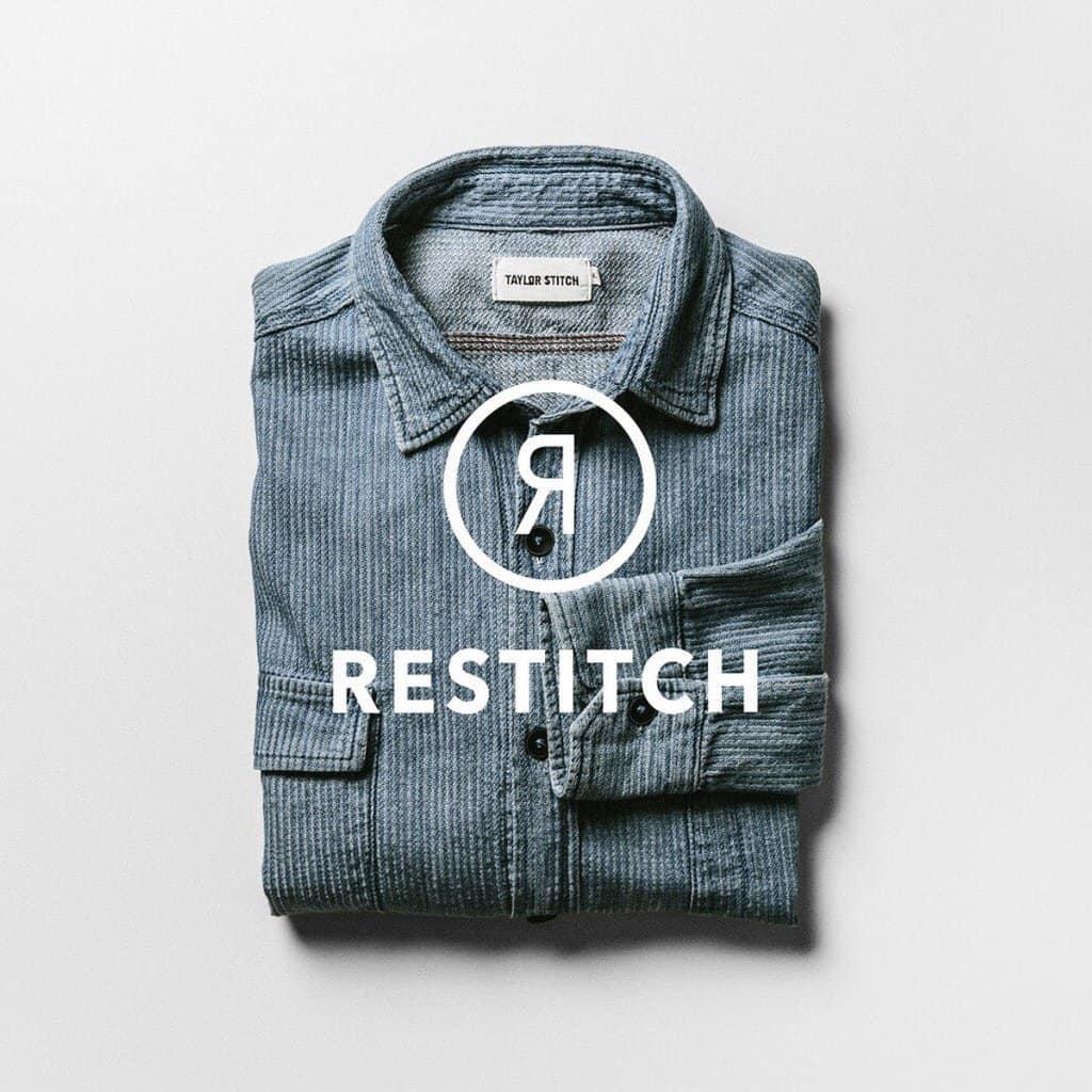 Taylor Stitch Restitch Program