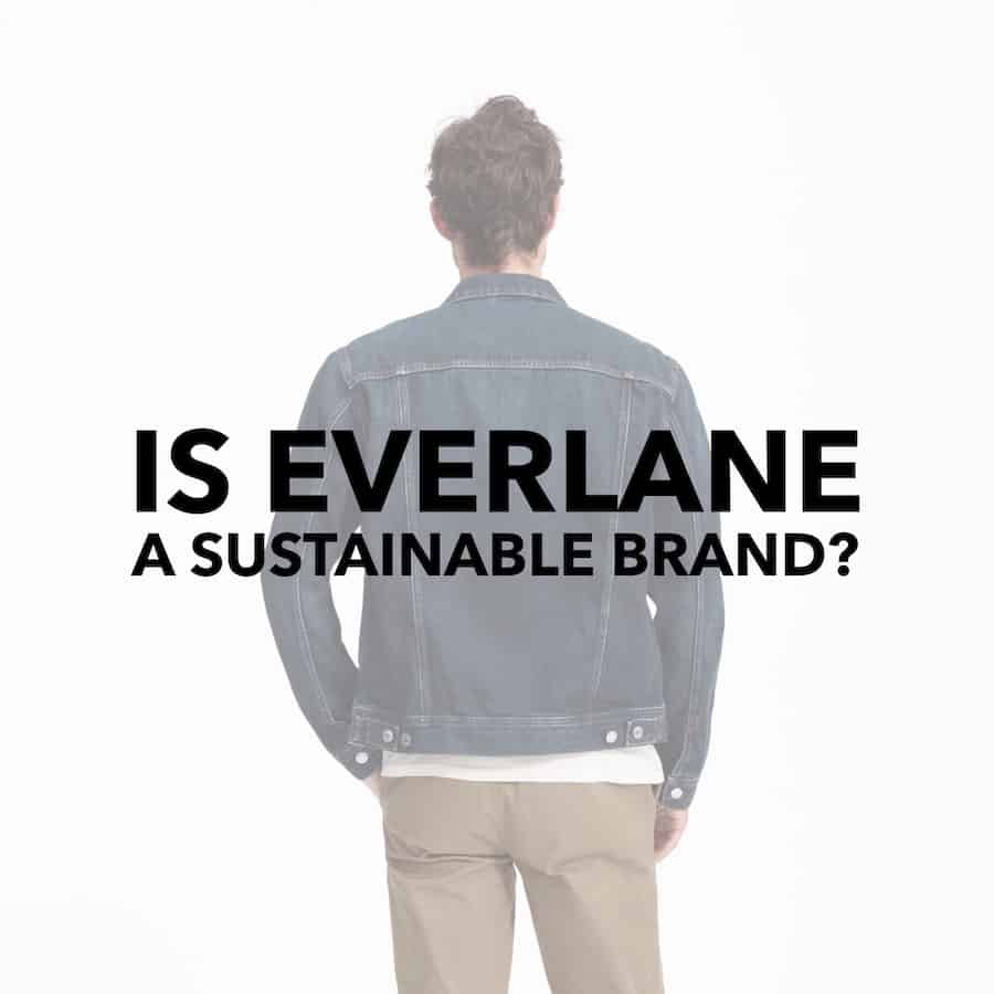 Is Everlane a Sustainable Brand?