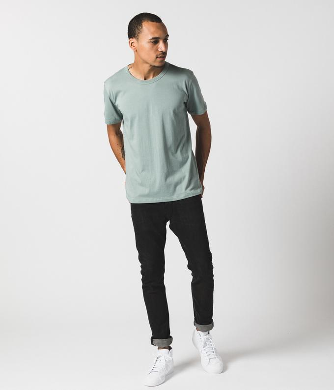 Known Supply Olive Crew Neck Tee