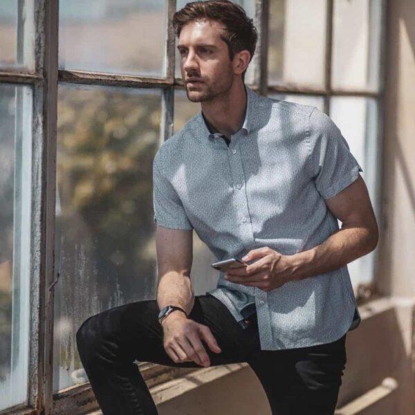 Solitaire Summer Shirt by Vustra