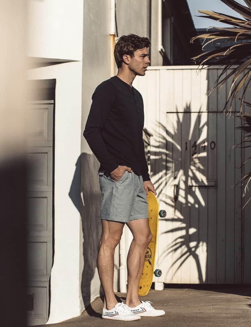 Taylor Stitch Men's Shorts Built for the Long Haul
