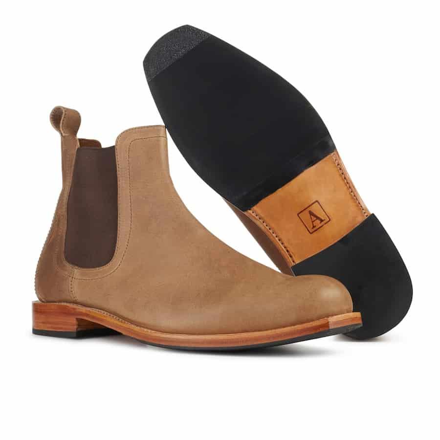 The Mendoza Boots by Adelante Shoe Co.