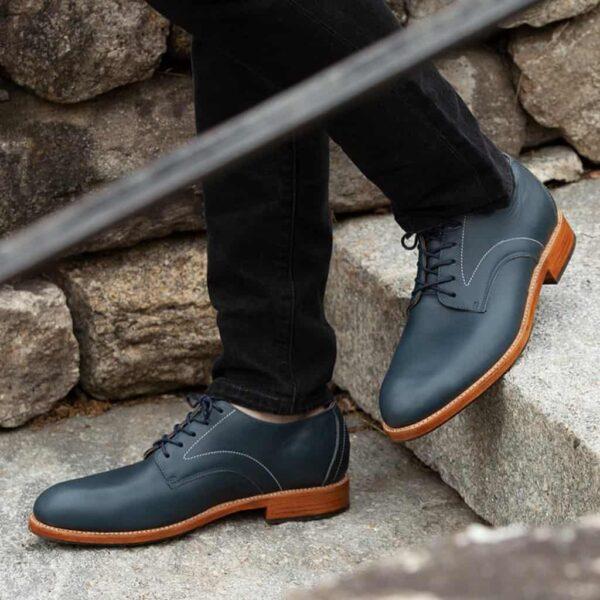 The Romero Oxford Shoe by Adelante