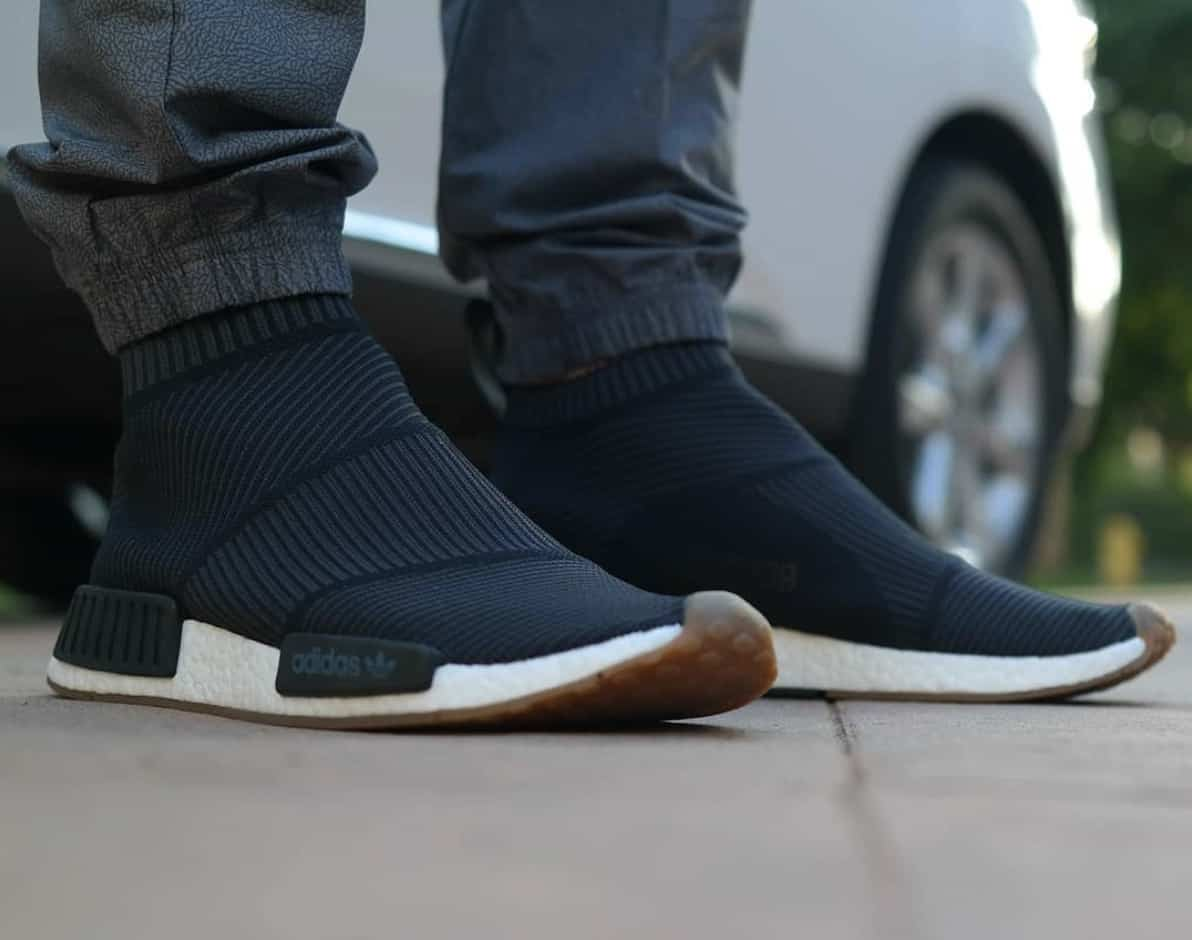 Adidas NMD City Sock Shoes @deltronzero913 on IG