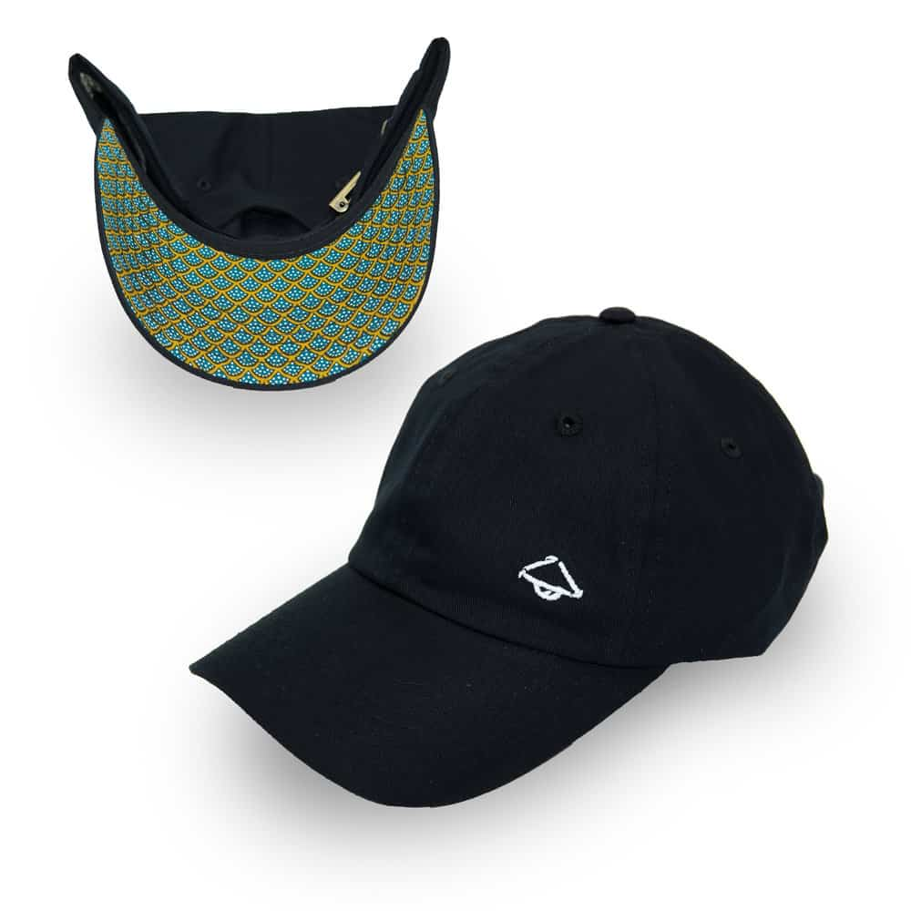 Black Sisik Topiku Hat