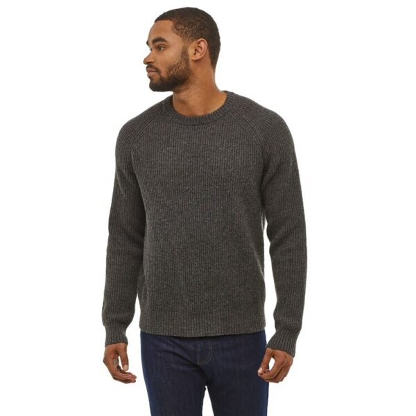 6) Patagonia Recycled Wool Sweater