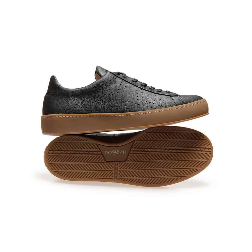 Po-Zu Vegan Apple Leather Sneakers