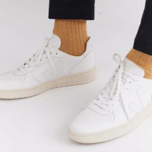 Veja V-10 Extra White Sneakers