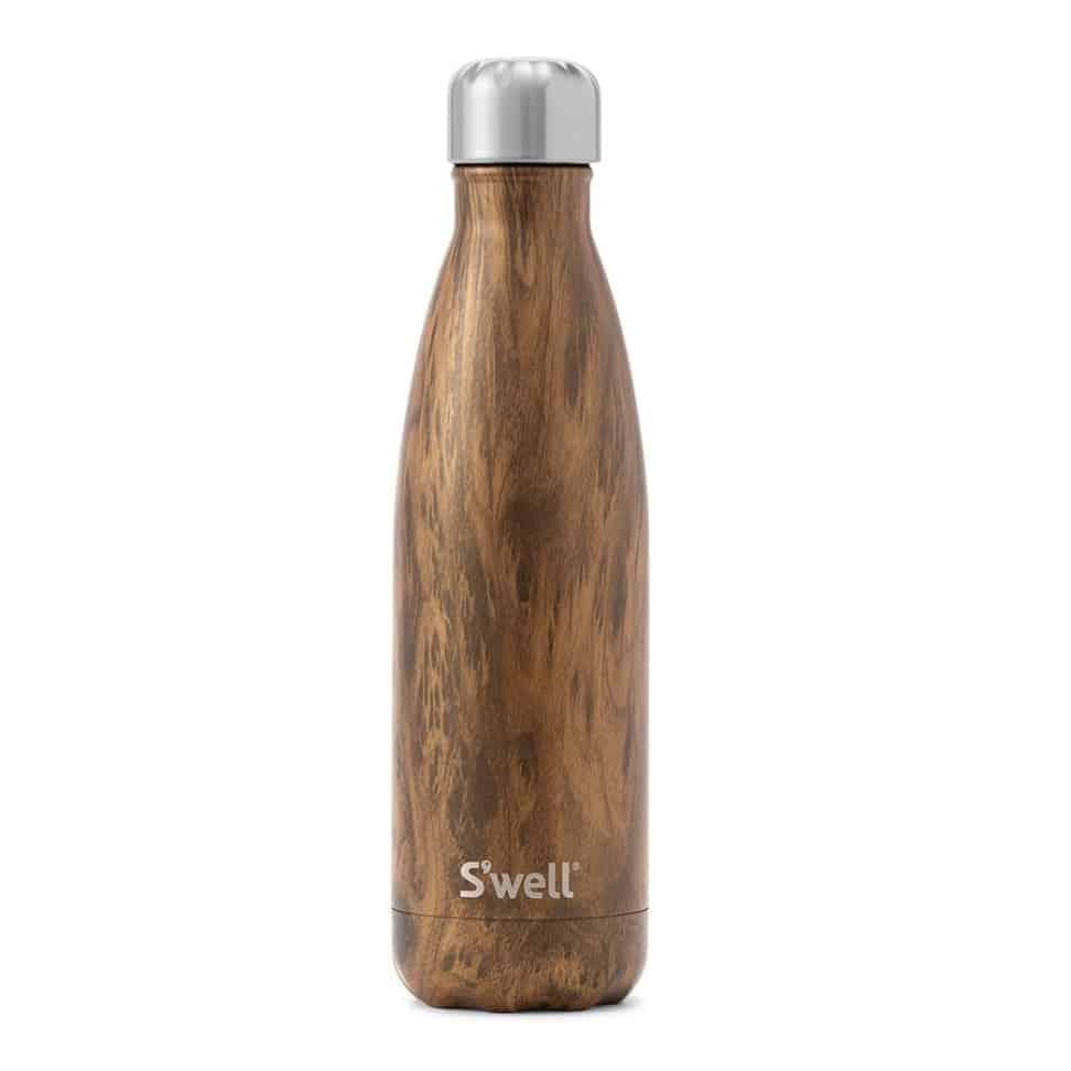 S'well Teakwood Water Bottle