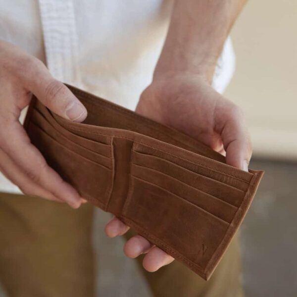Nisolo Brewer Wallet