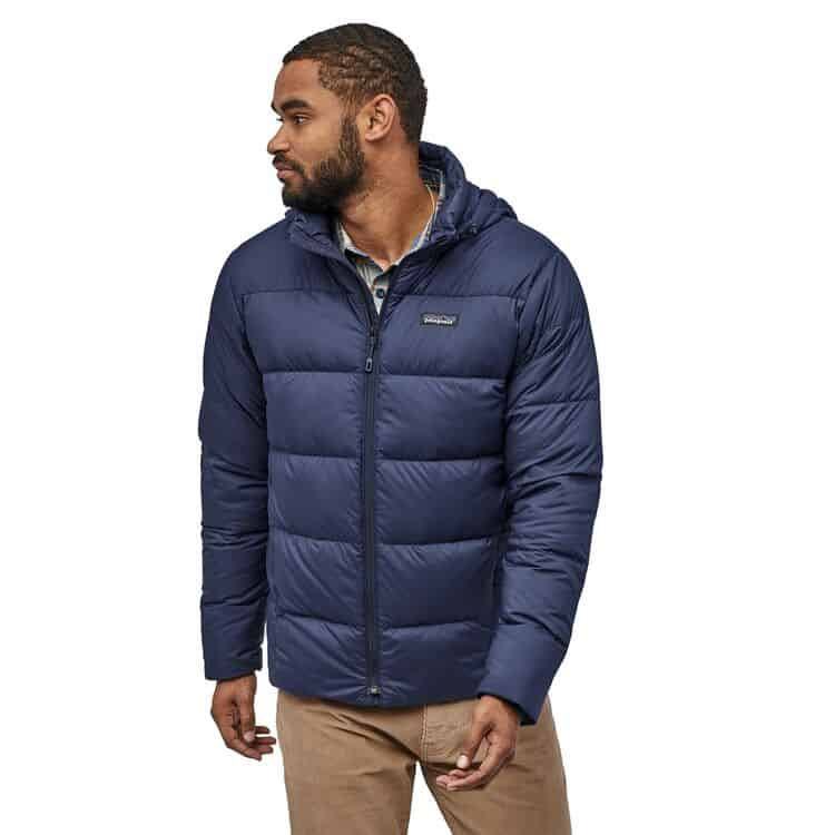 Patagonia Silent Down Jacket Front
